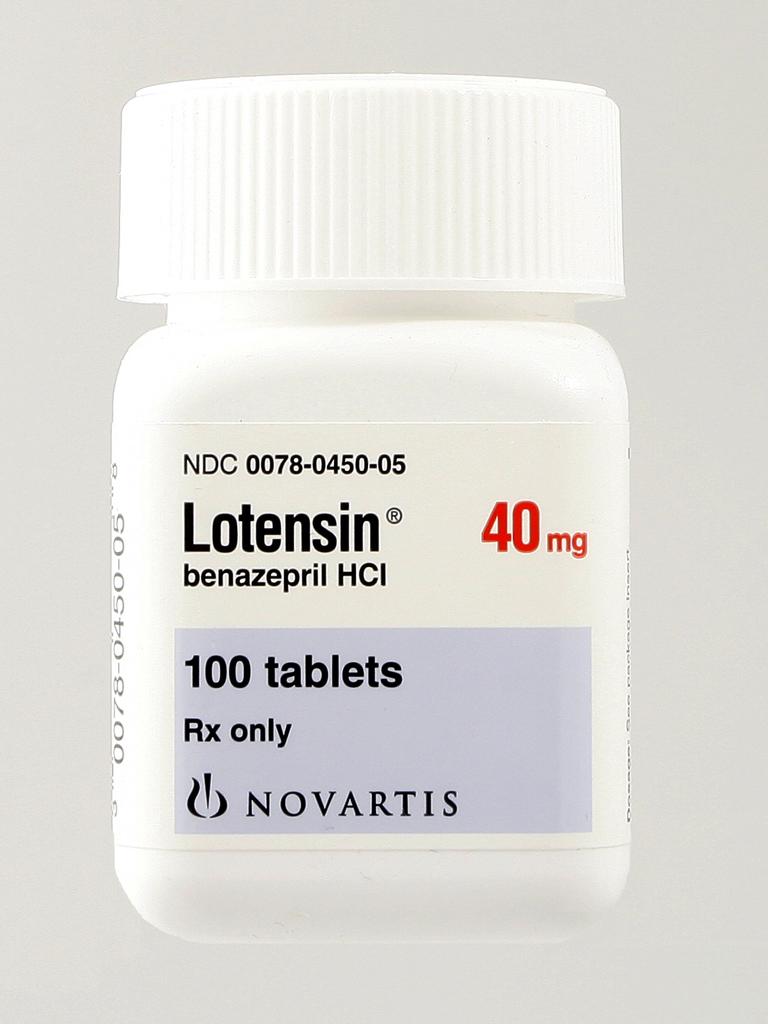 Лотензин