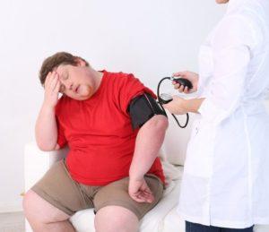 Большой вес и его регулярное повышение