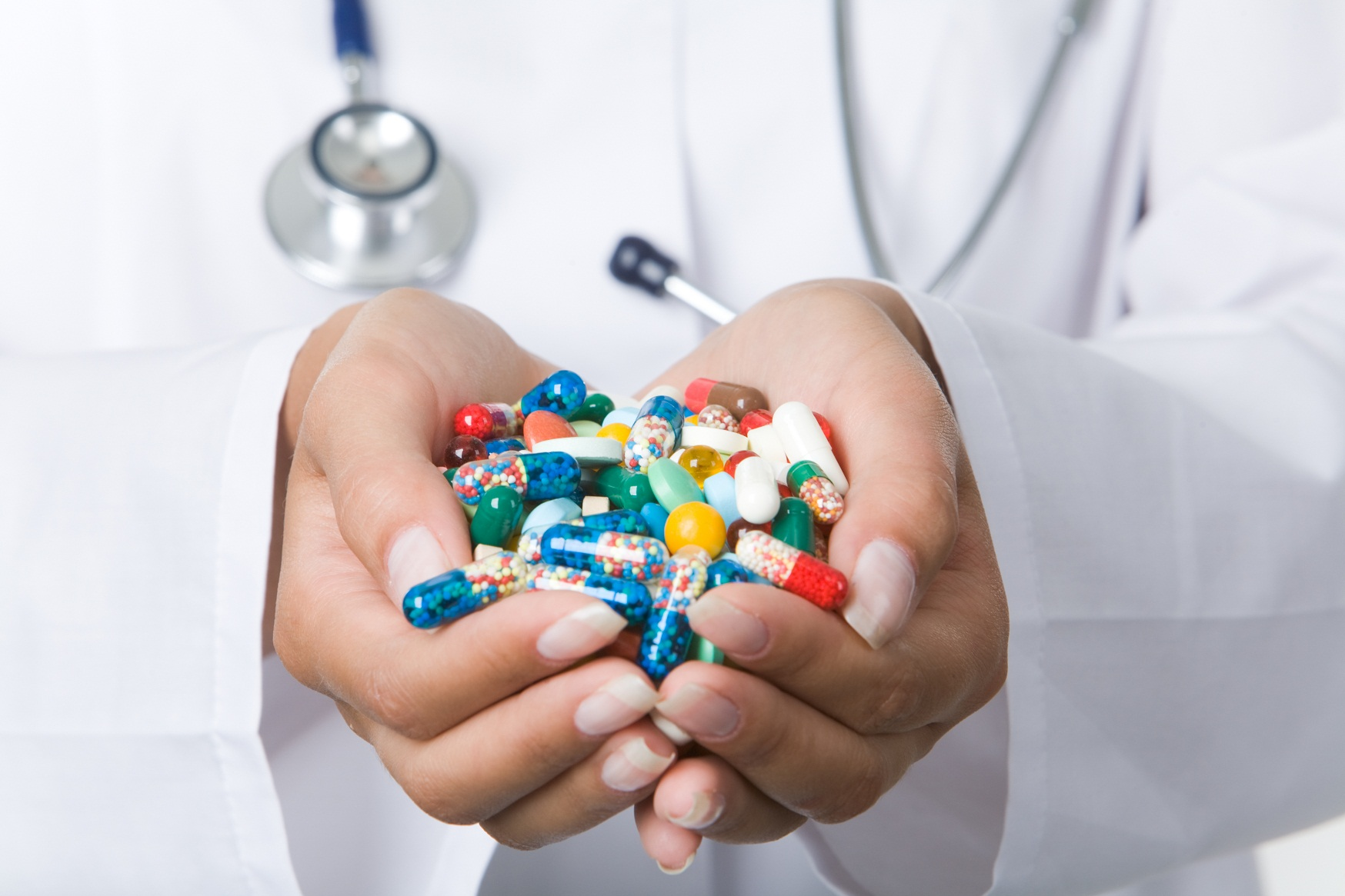 Правильно подобранные таблетки от повышенного давления