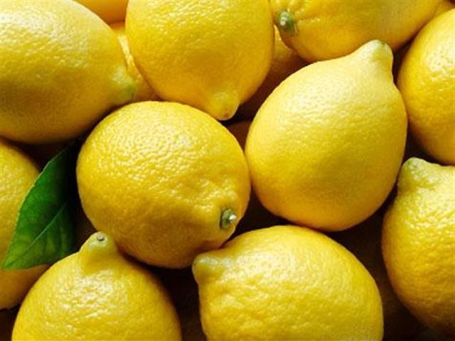 Употребление лимона